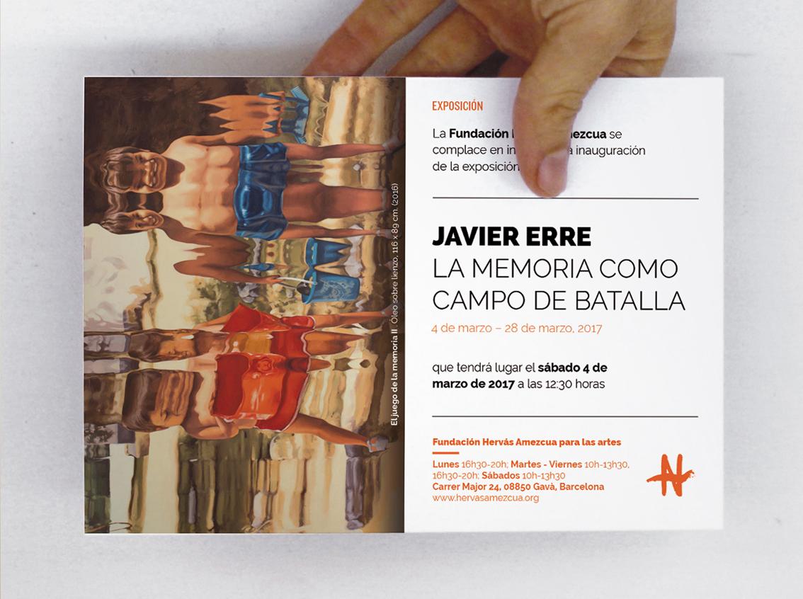 "Exposición ""La memoria como campo de batalla"" (04.03 – 28.03.2017)"